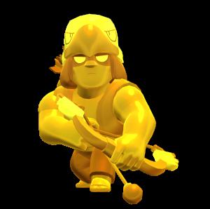 Skin do Bo Dourado