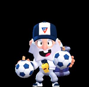 Skin do Dynamike Liga de Quito