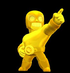 Skin do El Primo Dourado