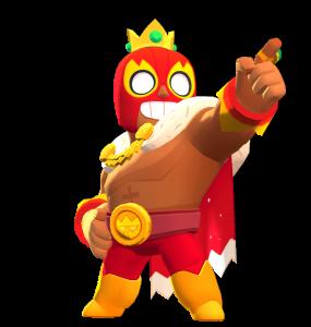 Skin do El Primo El Rey