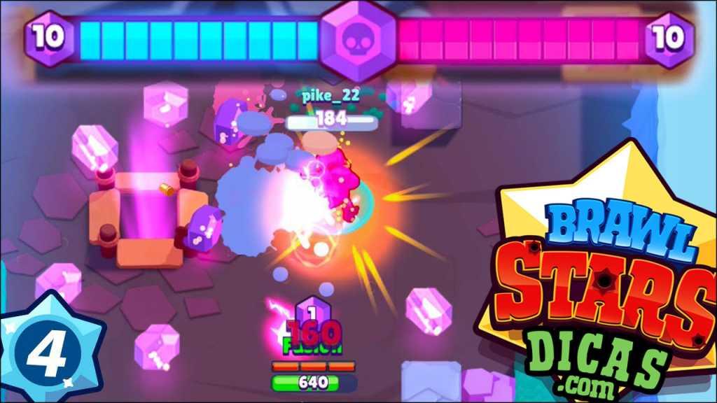 Os melhores Brawlers para modo Smash and Grab
