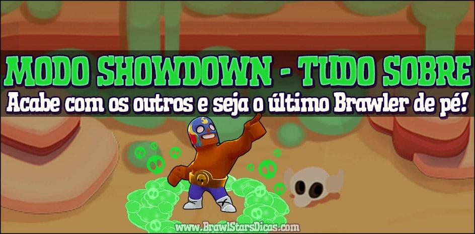 Como vencer modo Showdown de Brawl Stars