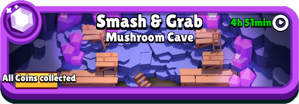 Smash & Grab - Brawl Stars