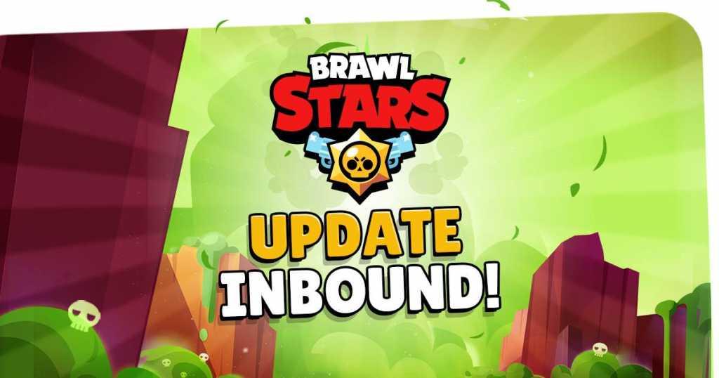 Atualização de Maio/2018 de Brawl Stars
