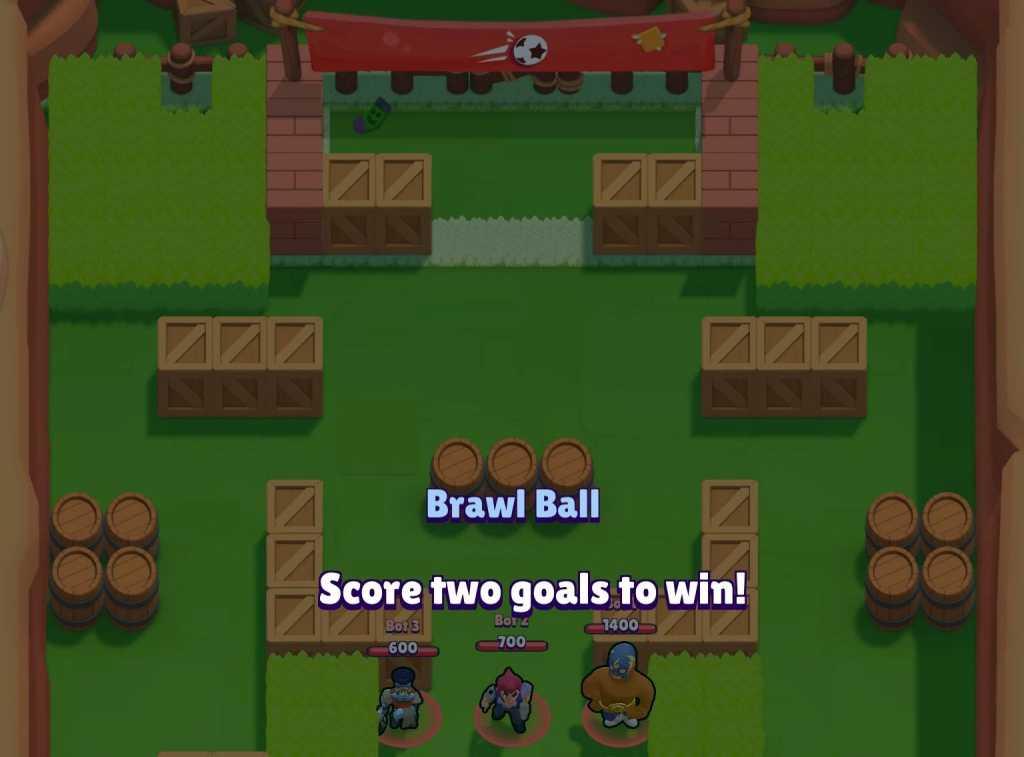 Os melhores Brawlers para Brawl Ball