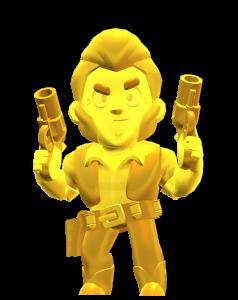 Skin do Colt Dourado