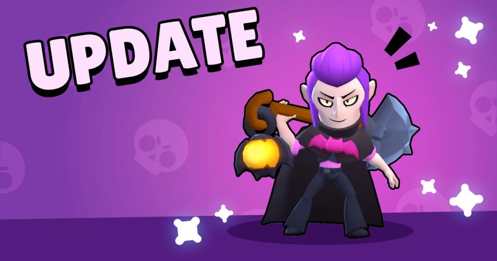 Atualização de Setembro/2018 do Brawl Stars