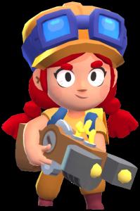Jessie – Wiki, Informações, Skins e Ataques - 1