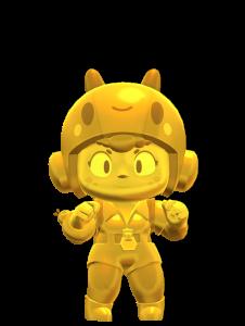 Skin da Bea Dourada