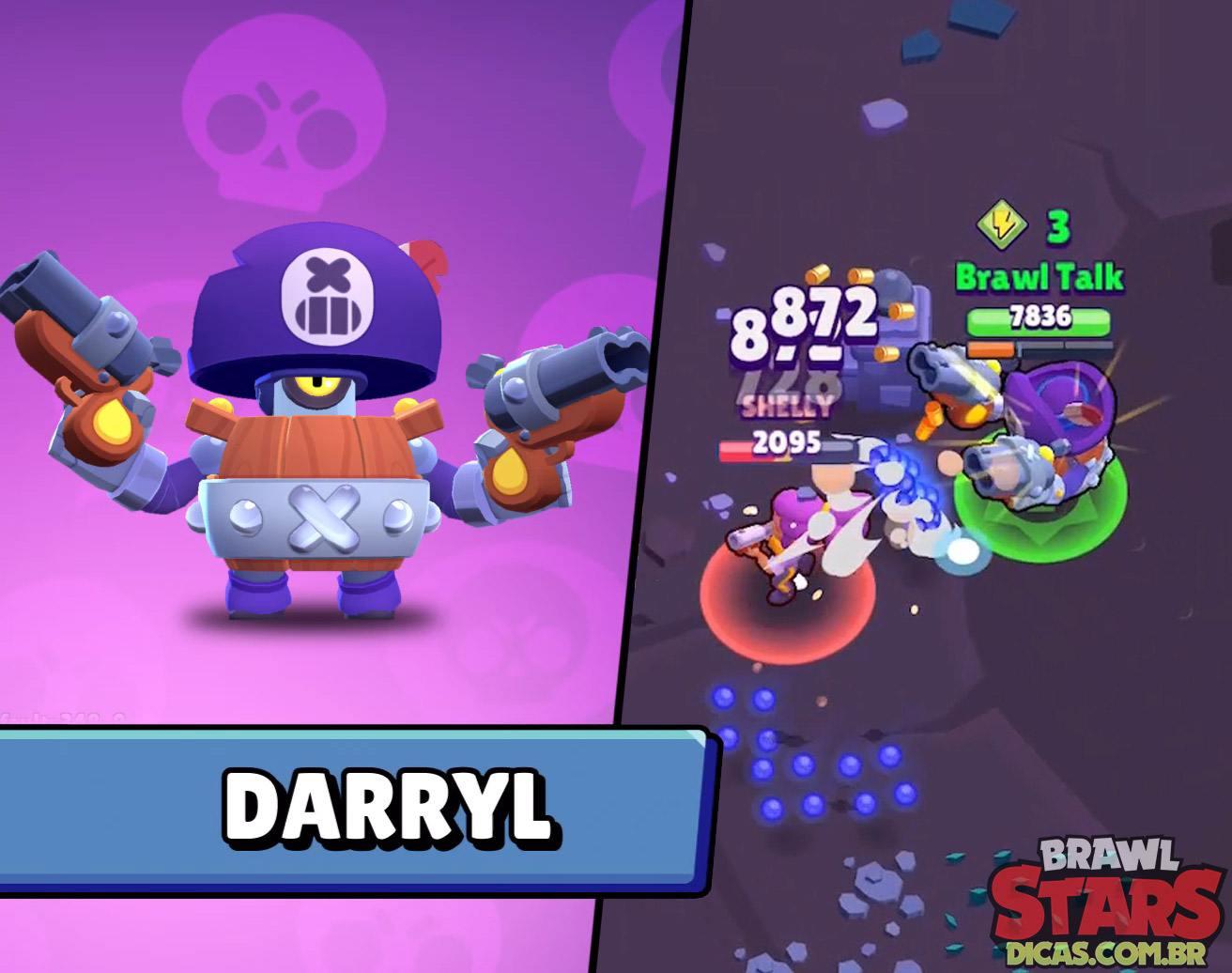 Reformulação do Darryl