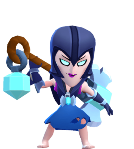 Skin do Mortis Bruxa Sombria