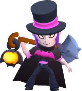 Skin do Mortis de Cartola