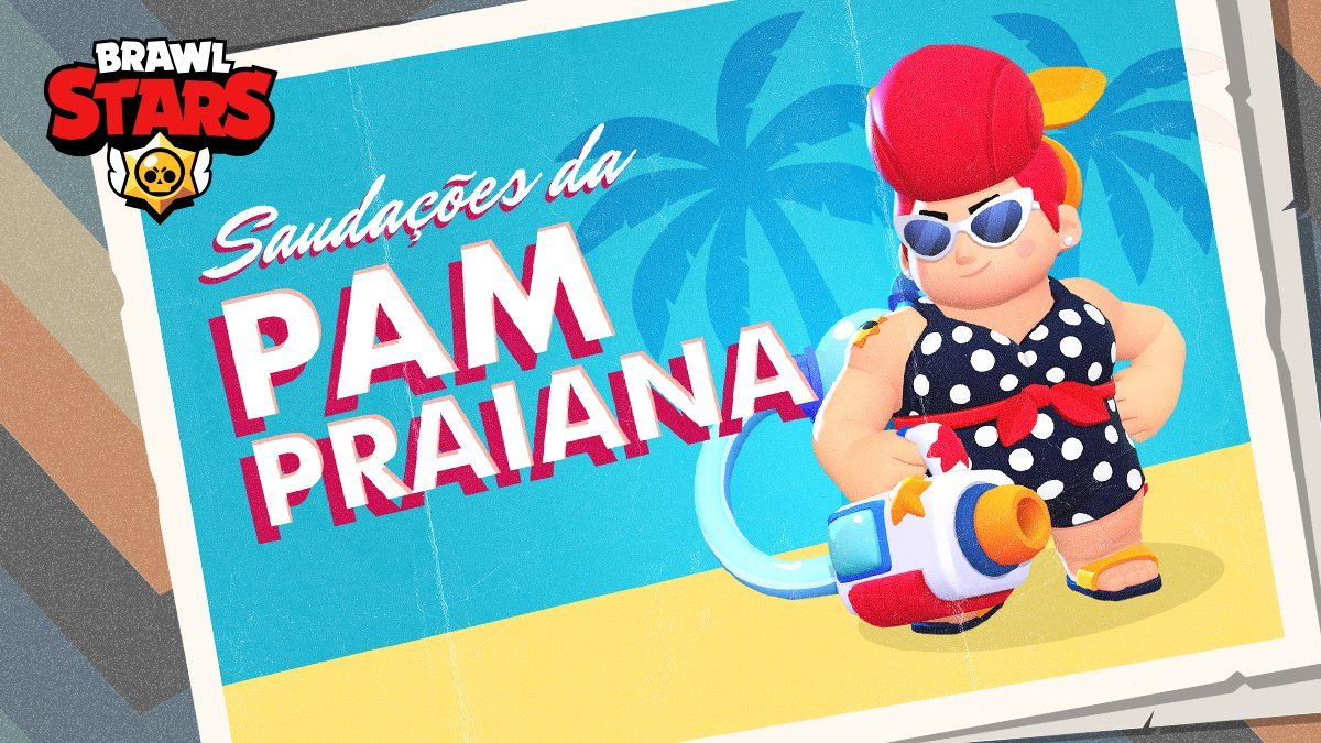 Pam Praiana disponível