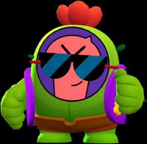 Spike Mascarado Brock