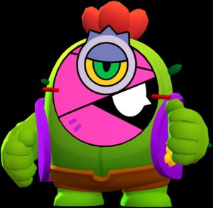 Spike Mascarado Tara