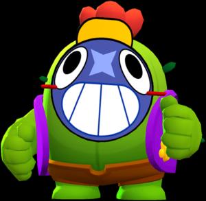 Spike Mascarado Tick