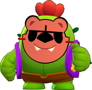 Spike Mascarado Urso Nita Bruce