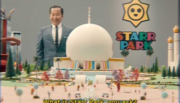 O que é o Starr Park?