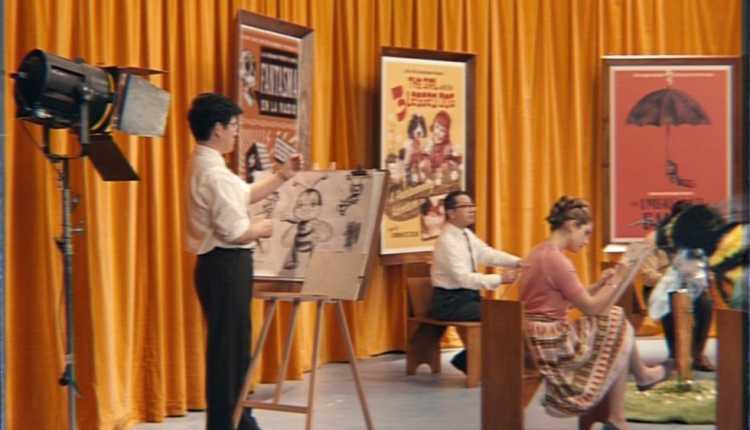 Produção dos filmes e animações do Starr park