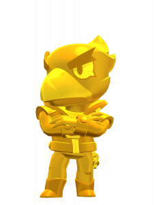 Skin do Corvo Dourado