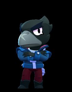 Skin Padrão do Corvo (Crow)