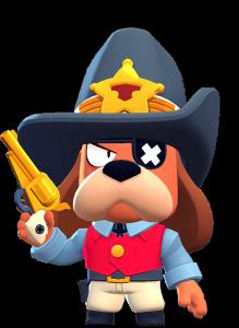 Marshal Ruffs Brawl Stars