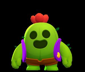 Skin Padrão do Spike