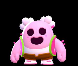 Skin do Spike Sakura