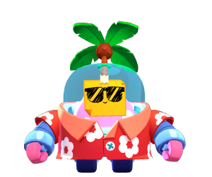 Skin do Sprout Tropical